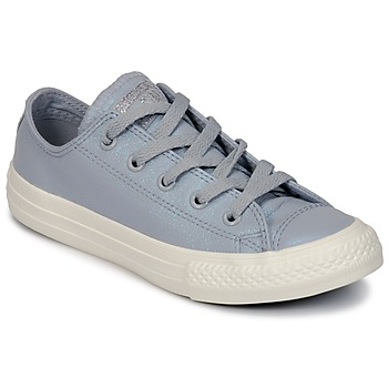 Παπούτσια Κορίτσι Χαμηλά Sneakers Converse CHUCK TAYLOR ALL STAR OX Grey