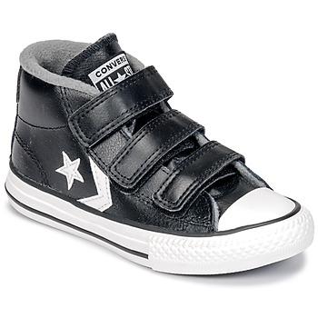 Παπούτσια Παιδί Ψηλά Sneakers Converse STAR PLAYER 3V MID Μαυρο / Mason / Vintage / Ασπρό