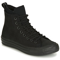 Παπούτσια Άνδρας Ψηλά Sneakers Converse CHUCK TAYLOR ALL STAR WP BOOT LEATHER HI Black