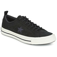 Παπούτσια Χαμηλά Sneakers Converse ONE STAR LEATHER OX Black