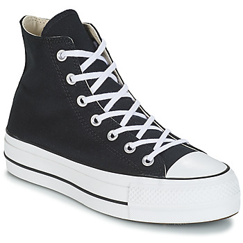 Παπούτσια Γυναίκα Ψηλά Sneakers Converse CHUCK TAYLOR ALL STAR LIFT CANVAS HI Black