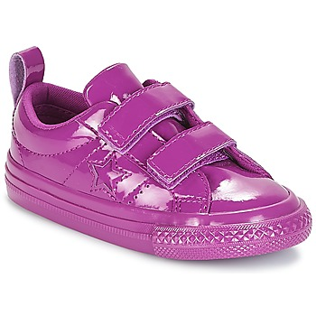Παπούτσια Κορίτσι Χαμηλά Sneakers Converse ONE STAR 2V SYNTHETIC OX Violet
