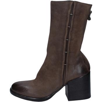 Παπούτσια Γυναίκα Μπότες Moma Μπότες αστραγάλου BY941 Γκρί