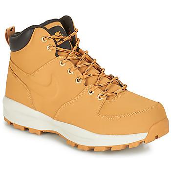 Μπότες Nike MANOA LEATHER BOOT ΣΤΕΛΕΧΟΣ: Δέρμα και συνθετικό & ΕΠΕΝΔΥΣΗ: Ύφασμα & ΕΣ. ΣΟΛΑ: Συνθετικό & ΕΞ. ΣΟΛΑ: Καουτσούκ