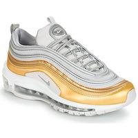 Παπούτσια Γυναίκα Χαμηλά Sneakers Nike AIR MAX 97 SPECIAL EDITION W Grey / Gold