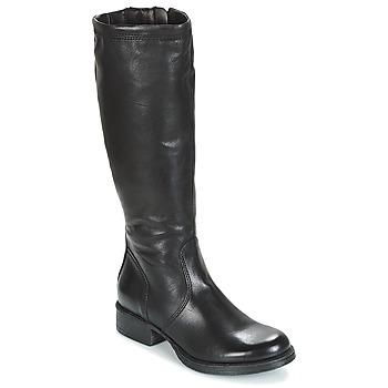 Παπούτσια Γυναίκα Μπότες για την πόλη Dream in Green ACHMED Black