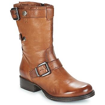 Παπούτσια Γυναίκα Μπότες Dream in Green ILINE Brown