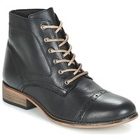 Παπούτσια Γυναίκα Μπότες Betty London FOLIANE Black