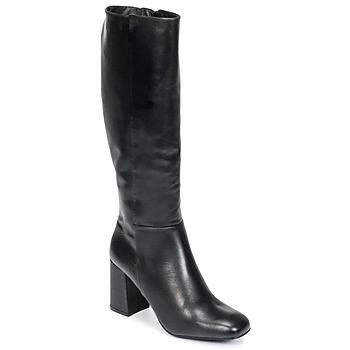 Παπούτσια Γυναίκα Μπότες για την πόλη Betty London JOLAJU Black