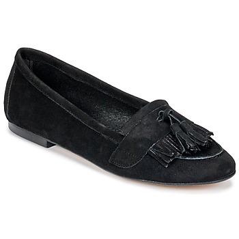 Παπούτσια Γυναίκα Μοκασσίνια Betty London JAPUTO Black
