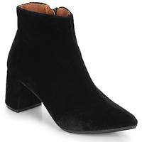 Παπούτσια Γυναίκα Μποτίνια Betty London JILOUTE Black