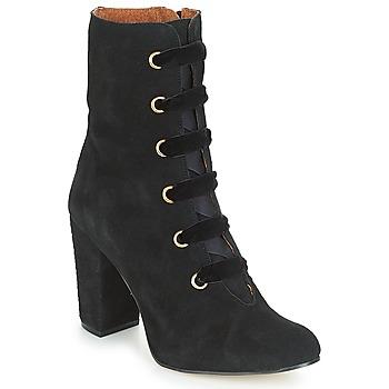 Παπούτσια Γυναίκα Μποτίνια Betty London JIFULA Black