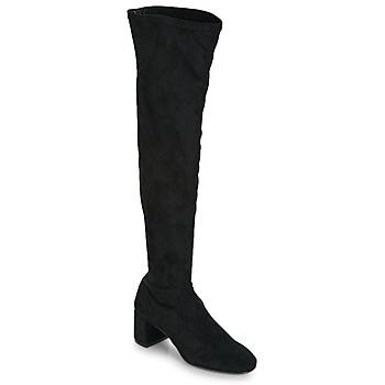 Παπούτσια Γυναίκα Ψηλές μπότες Betty London JOUBITU Black