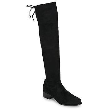 Παπούτσια Γυναίκα Ψηλές μπότες Betty London JAZUMI Black