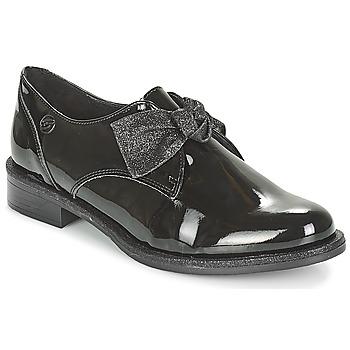Παπούτσια Γυναίκα Derby Betty London JOHEIN Black