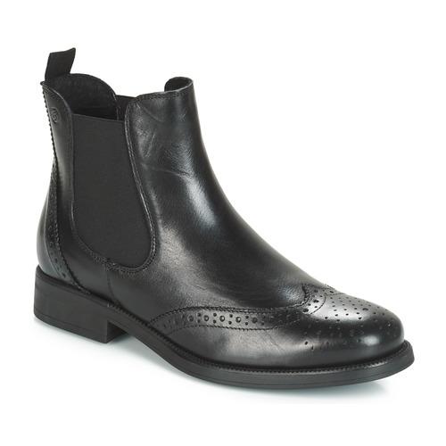 Παπούτσια Γυναίκα Μπότες Betty London Josta Black