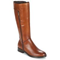 Παπούτσια Γυναίκα Μπότες για την πόλη Betty London JANKA Brown