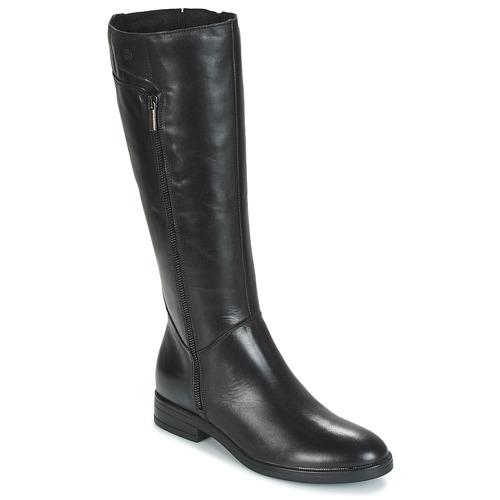 Παπούτσια Γυναίκα Μπότες για την πόλη Betty London JANKA Black