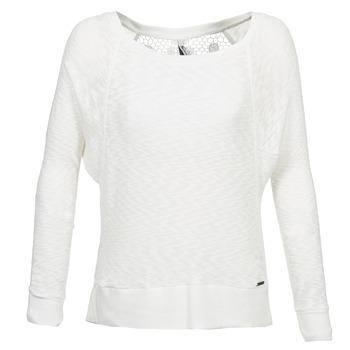 Υφασμάτινα Γυναίκα Πουλόβερ Pepe jeans TWAIN Άσπρο