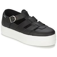 Παπούτσια Γυναίκα Σανδάλια / Πέδιλα Victoria SANDALIA PIEL Black
