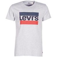 Υφασμάτινα Άνδρας T-shirt με κοντά μανίκια Levi's SPORTSWEAR LOGO GRAPHIC Grey