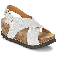 Παπούτσια Γυναίκα Σανδάλια / Πέδιλα Ganadora SARA άσπρο