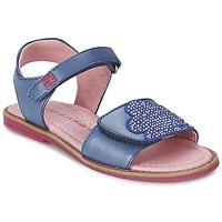 Παπούτσια Κορίτσι Σανδάλια / Πέδιλα Agatha Ruiz de la Prada MISS PONZA Μπλέ