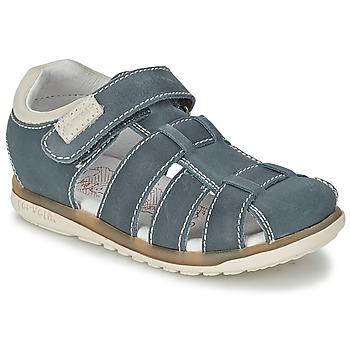 Παπούτσια Παιδί Σανδάλια / Πέδιλα Garvalin SANDALIAS BOY μπλέ
