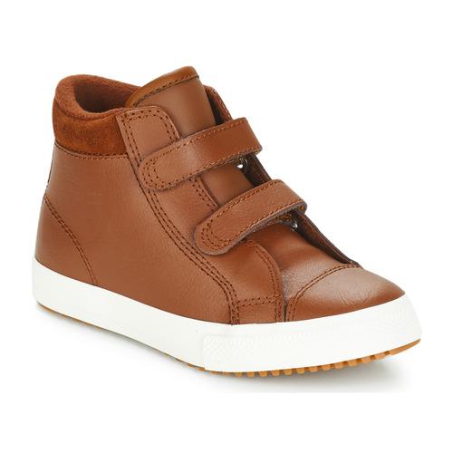 Παπούτσια Παιδί Ψηλά Sneakers Converse CHUCK TYLOR ALL STAR AV PC BOOT - HI Καφέ