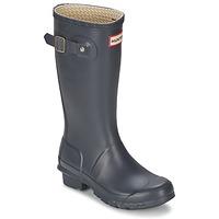 Παπούτσια Παιδί Μπότες βροχής Hunter ORIGINAL JUNIORS Marine