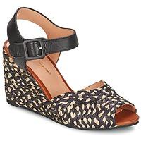 Παπούτσια Γυναίκα Σανδάλια / Πέδιλα Robert Clergerie DISON Black
