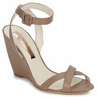 Παπούτσια Γυναίκα Σανδάλια / Πέδιλα Rupert Sanderson ALIGHT Brown
