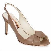 Παπούτσια Γυναίκα Σανδάλια / Πέδιλα Rupert Sanderson GAYNOR Fawn