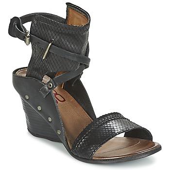 Παπούτσια Γυναίκα Σανδάλια / Πέδιλα Airstep / A.S.98 KOKKA Black