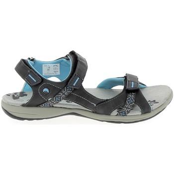 Παπούτσια Γυναίκα Σανδάλια / Πέδιλα Elementerre Curcuma Gris Grey