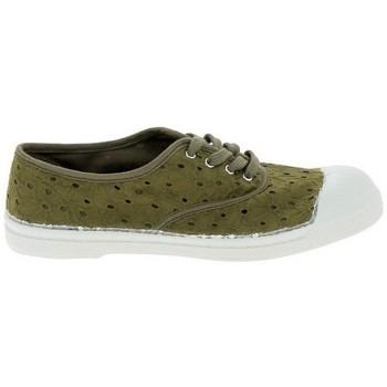 Παπούτσια του τέννις Bensimon Toile Lacet Kaki