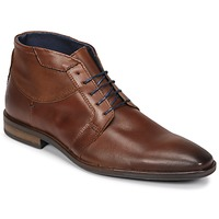 Παπούτσια Άνδρας Μπότες Carlington JESSY Cognac