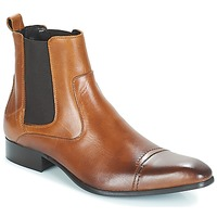 Παπούτσια Άνδρας Μπότες Carlington ERINZI Cognac