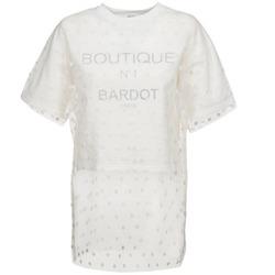 Υφασμάτινα Γυναίκα Φούτερ Brigitte Bardot ANASTASIE Ecru