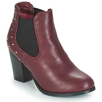 Παπούτσια Γυναίκα Μποτίνια Moony Mood JURDEAN Bordeaux