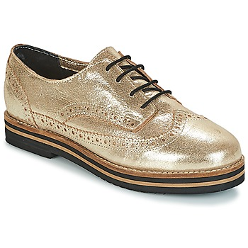 Παπούτσια Γυναίκα Derby Coolway AVO Gold / Black