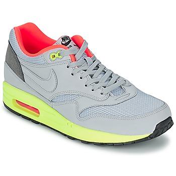 Παπούτσια Άνδρας Χαμηλά Sneakers Nike AIR MAX 1 FB Grey / Green / CORAIL