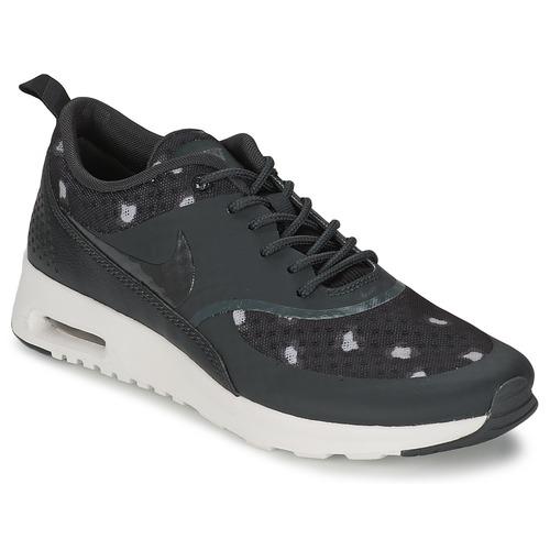 Παπούτσια Γυναίκα Χαμηλά Sneakers Nike AIR MAX THEA Black