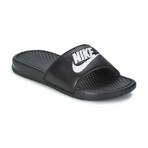 Παπούτσια Άνδρας Χαμηλά Sneakers Nike BENASSI JUST DO IT Black