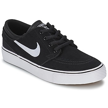 Παπούτσια Παιδί Χαμηλά Sneakers Nike STEFAN JANOSKI ENFANT Black
