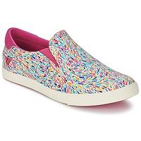 Παπούτσια Γυναίκα Slip on Gola DELTA LIBERTY KT άσπρο / ροζ / μπλέ