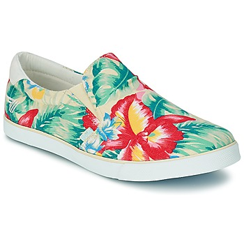 Παπούτσια Γυναίκα Slip on Gola DELTA HIBISCUS Ecru / Multicolore