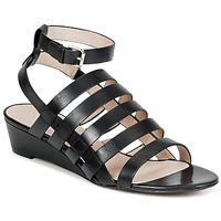 Παπούτσια Γυναίκα Σανδάλια / Πέδιλα French Connection WINONA Black