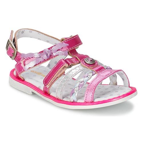 Παπούτσια Κορίτσι Σανδάλια / Πέδιλα Catimini CHOUETTE FUSHIA