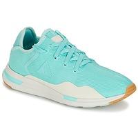 Παπούτσια Γυναίκα Χαμηλά Sneakers Le Coq Sportif SOLAS W SUMMER FLAVOR Mπλε